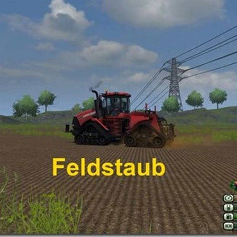 Farming simulator 2013 - Case IH Quadtrac 600 v 1.0