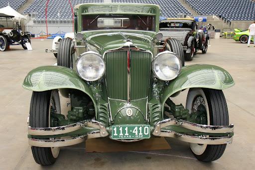 1932 Cord 4-door Sedan