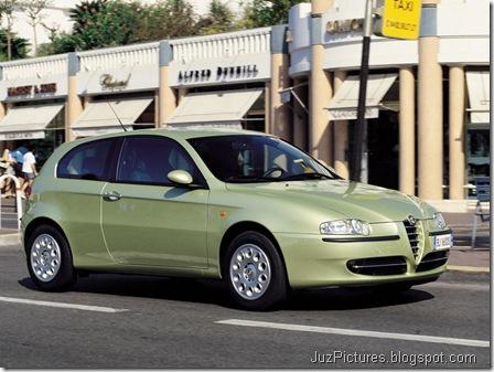 Alfa Romeo 147 (2000)6