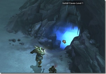 Icefall Caves