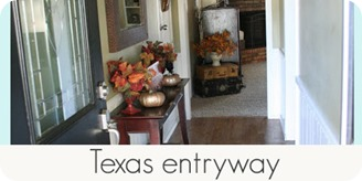 texas entryway
