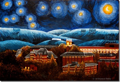 wsu starry night download