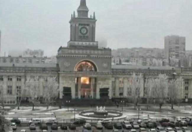 Βίντεο ντοκουμέντο από την φονική έκρηξη στο Βόλβογκραντ