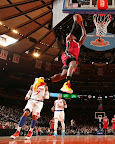 lebron james nba 130301 mia at nyk 23 LeBron Debuts Prism Xs As Miami Heat Win 13th Straight