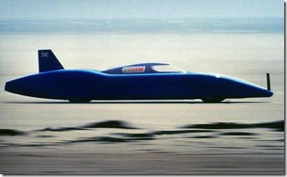 Bluebird Castrol