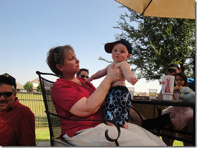 13.  Nonnie and Knox