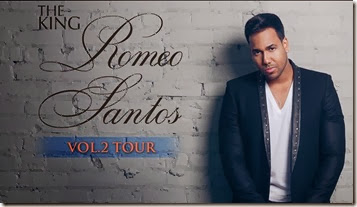 Romeo santos tour 2014 arena CD de mexico