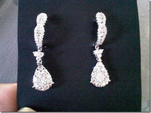 Model Anting Berlian