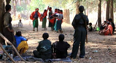 maoists-raise-the-issues-affecting-the-adivasis