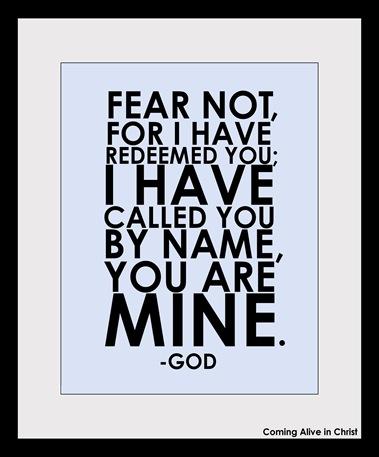 FEAR NOT2.0