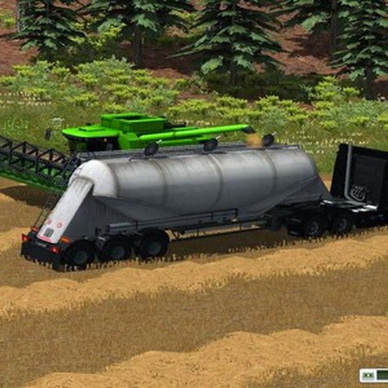 Farming simulator 2013 - Koegel Silotanker v 1.0