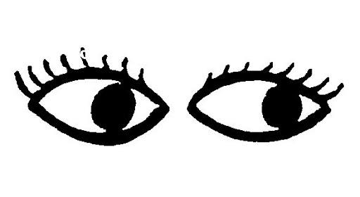 De ojos para colorear - Imagui