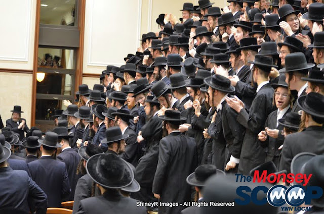 Lechaim For Daughter Of Satmar Rov Of Monsey - DSC_0024.JPG