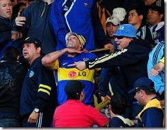 fin a la violencia en argentina