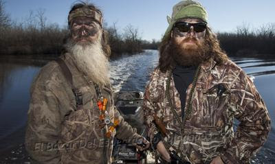 is will really willies son on duck dynasty