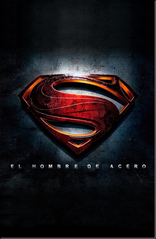 hombre de acero_man of steel_poster_cartel