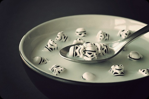 cool star wars photos storm troopers for breakfast