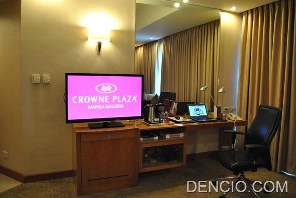 Crowne Plaza Manila Galleria 36