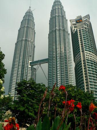 Obiective turistice Malaezia: turnurile Petronas