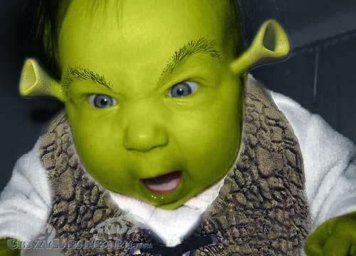 Shrek Baby