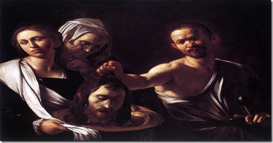 Salomé-recibe-la-cabeza-de-Juan-el-Bautista-Caravaggio