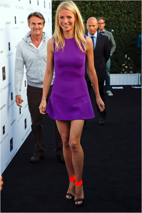 Gwyneth Paltrow Tracy Anderson Brentwood