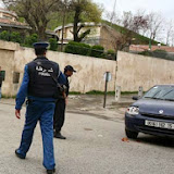 Des policiers de l'ordre public piégés à Tiaret