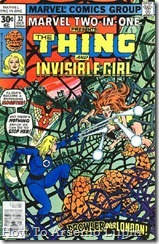 P00032 - Marvel Two-In-One #32