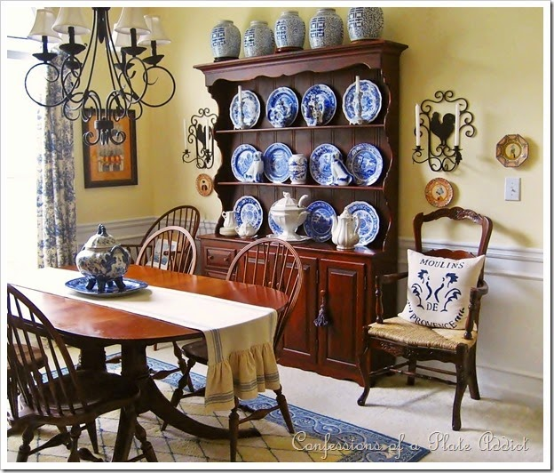 CONFESSIONS OF A PLATE ADDICT Favorite Tips for Adding Country French Style