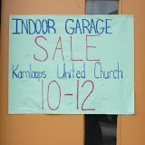 Recycle&Reuse GARAGE Sale