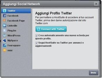 social network su hootsuite
