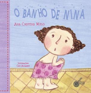 Livro O Banho de Nina