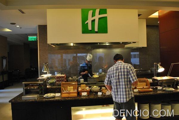 Holiday Inn Galleria Fab Breakfast Buffet 04