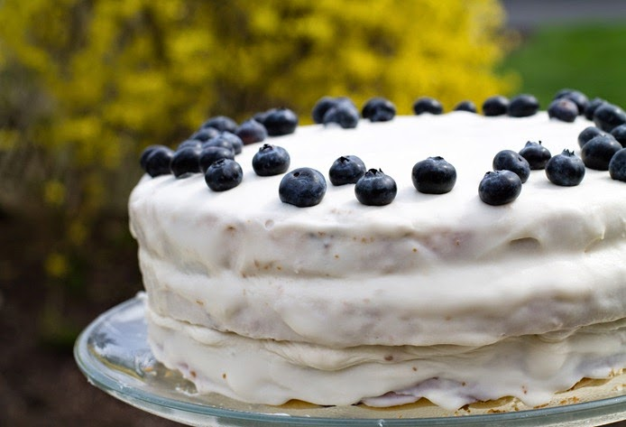 Lemon Blueberry Cake (3)