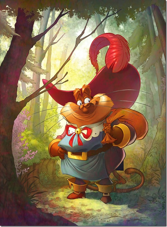 El Gato con Botas,El gato maestro,Cagliuso, Charles Perrault,Master Cat, The Booted Cat,Le Maître Chat, ou Le Chat Botté (121)