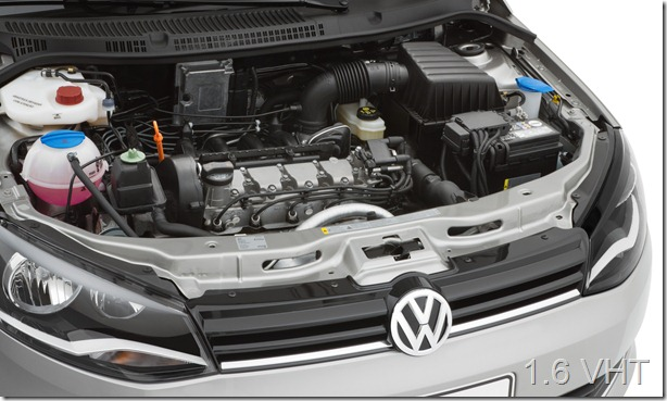 Motor 1.6l EA111 VHT