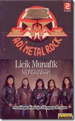Adi Metal Rock - Licik Munafik
