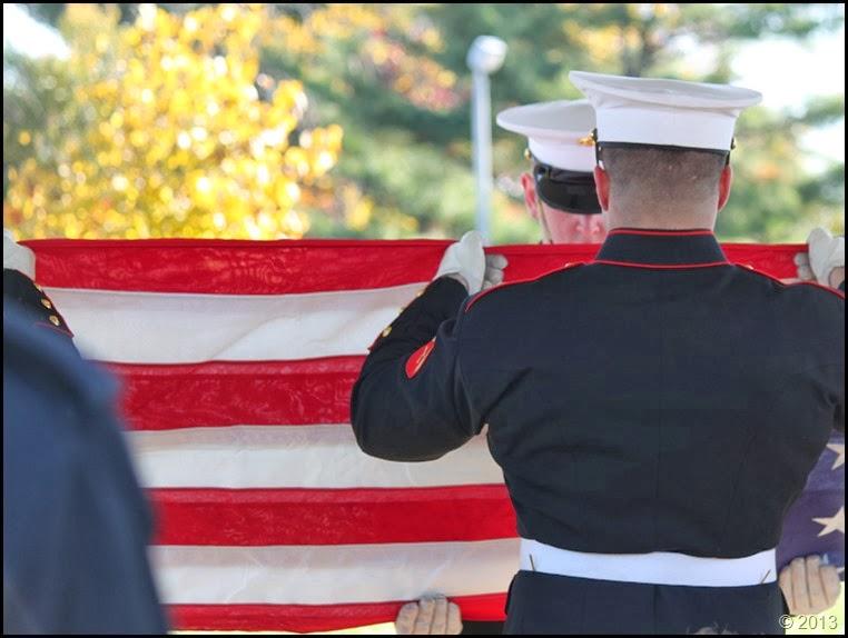 folding the flag 1