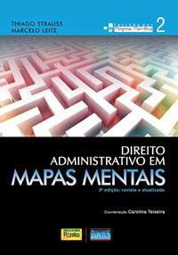 Direito Administrativo em Mapas Mentais.