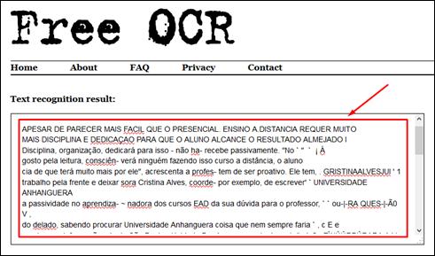 OCR Online - serviços gratuitos para extrair textos de arquivos digitalizados - Visual Dicas