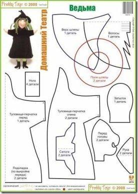 brujas de trapo patrones (1)