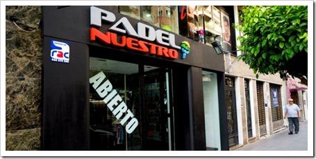 Padel Nuestro abre su primera tienda en Elche, la sexta en España.