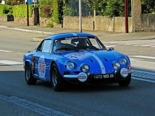 (1972) Alpine Renault A 110 - 1600 S