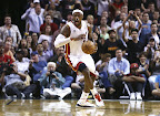 lebron james nba 130106 mia vs was 08 King James Debuts LBJ X Portland PE But Ends Scoring Streak