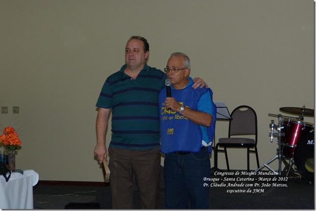Congresso de Missões Mundiais - Brusque 2012 031