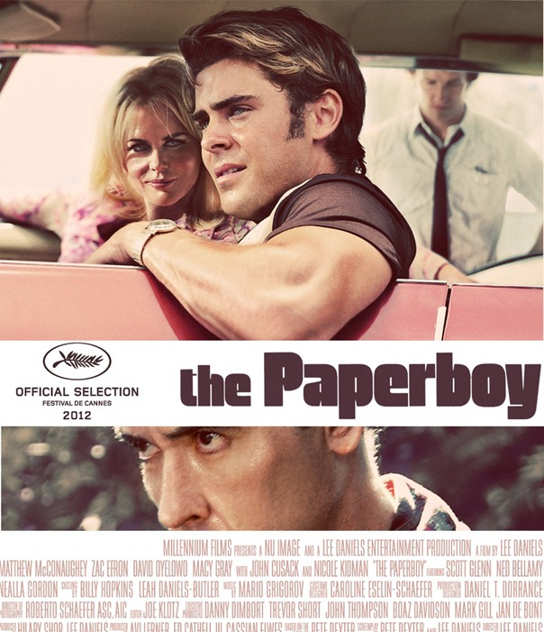 the paperboy poster zac efron