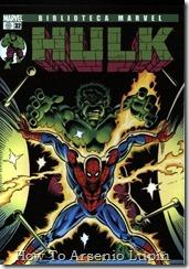 P00032 - Biblioteca Marvel - Hulk #32