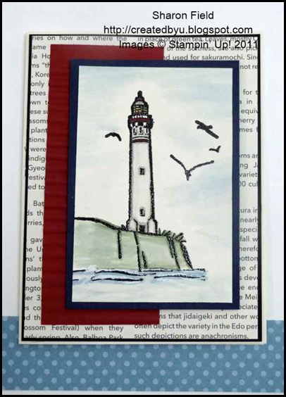 5.lighthouse_watercolor_Wash_with_Embossing_Sharon_Field