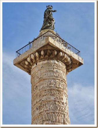 31 Columna de Marco Aurelio