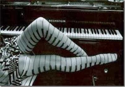 Piano legs